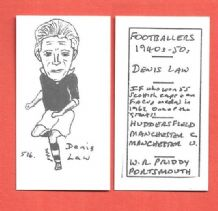 Manchester United Denis Law 516